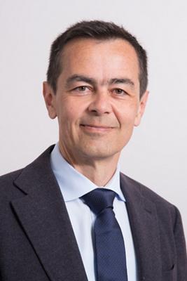 Klinikdirektor Dominik Utiger