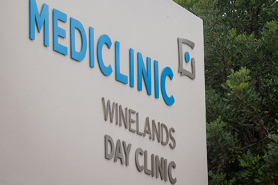 Winelands day clinic